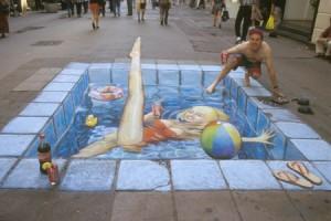 Sidewalk Art Proposal