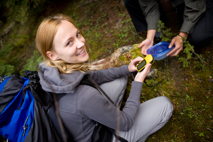Geocaching Marriage Proposal