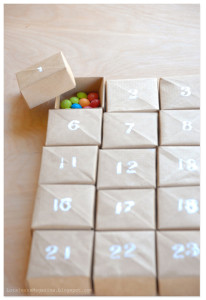 Jewelry Box Advent Calendar