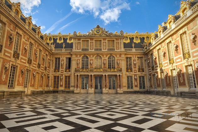 Palace of versailles hotel creative proposal ideas for Versailles paris